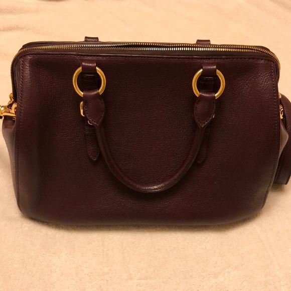 Miu Miu Madras Doctor Bag